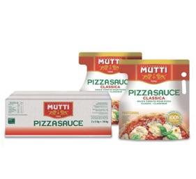 Mutti Classica Pizza Sauce 4.1kg
